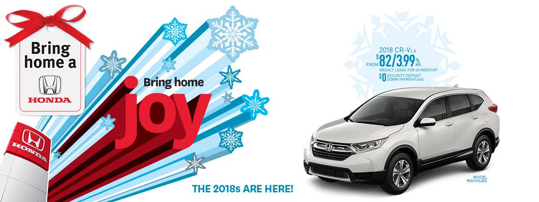 2018 Honda CR-V LX | Bring Home a Honda