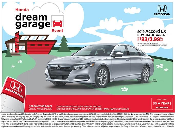2019 Honda Accord LX | March Dream Garage
