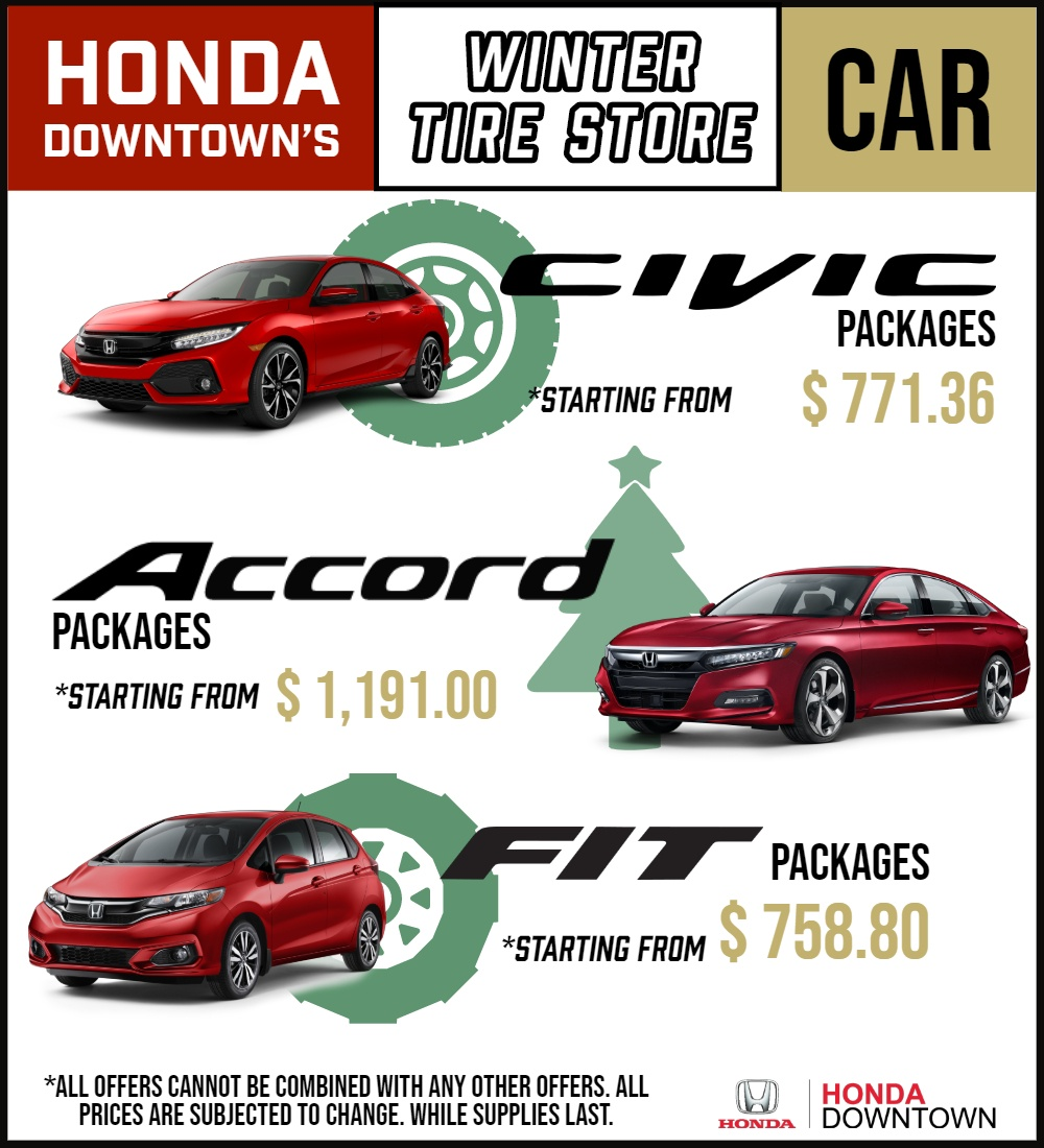 Winter Tire Packages Car